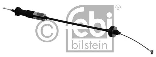 Tirette à câble, commande d'embrayage - FEBI BILSTEIN - 24638