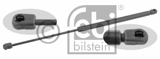 Ressort pneumatique, coffre à bagages/compartiment à bagages - FEBI BILSTEIN - 24707