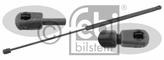 Ressort pneumatique, capot-moteur - FEBI BILSTEIN - 24713