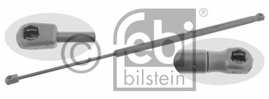 Ressort pneumatique, capot-moteur - FEBI BILSTEIN - 24719