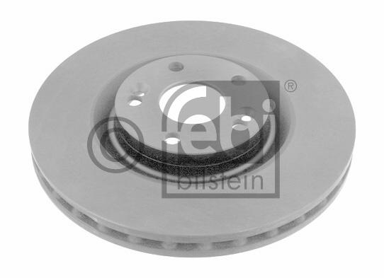 Disque de frein - FEBI BILSTEIN - 24727