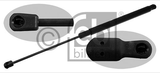 Ressort pneumatique, capot-moteur - FEBI BILSTEIN - 24731