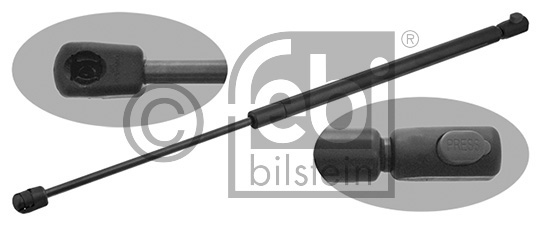 Ressort pneumatique, capot-moteur - FEBI BILSTEIN - 24733