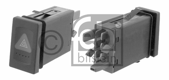 Interrupteur de signal de détresse - FEBI BILSTEIN - 24742