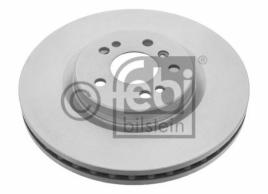 Disque de frein - FEBI BILSTEIN - 24743