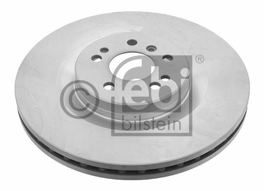 Disque de frein - FEBI BILSTEIN - 24745