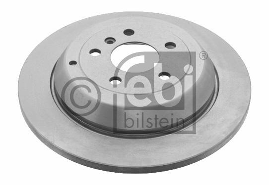 Disque de frein - FEBI BILSTEIN - 24747