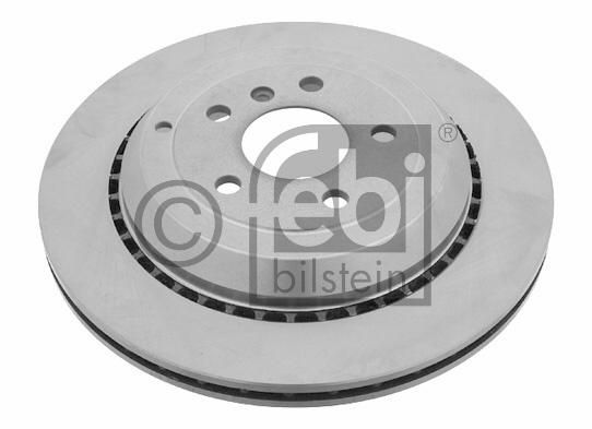 Disque de frein - FEBI BILSTEIN - 24748