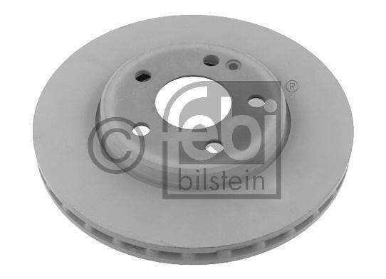 Disque de frein - FEBI BILSTEIN - 24749