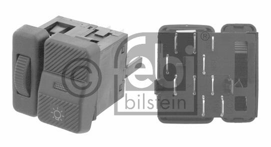 Interrupteur, lumière principale - FEBI BILSTEIN - 24786