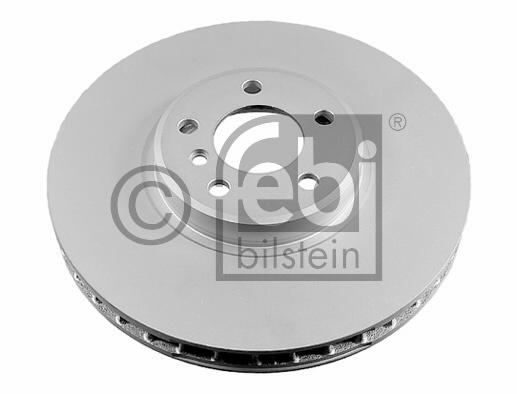 Disque de frein - FEBI BILSTEIN - 24801