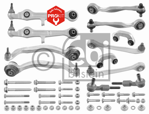Kit de réparation, bras triangulaire - FEBI BILSTEIN - 24802