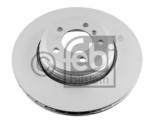 Disque de frein - FEBI BILSTEIN - 24807