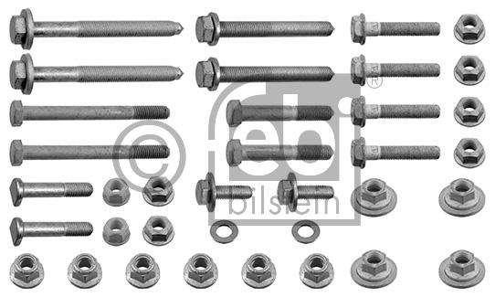 Kit d'assemblage, bras de liaison - FEBI BILSTEIN - 24808