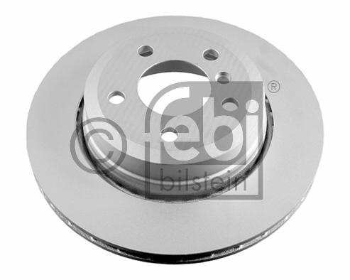 Disque de frein - FEBI BILSTEIN - 24809