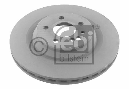 Disque de frein - FEBI BILSTEIN - 24957