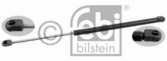 Ressort pneumatique, coffre à bagages/compartiment à bagages - FEBI BILSTEIN - 25132
