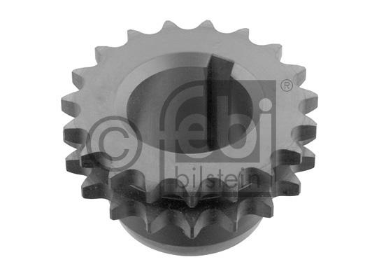 Roue dentée, vilebrequin - FEBI BILSTEIN - 25363