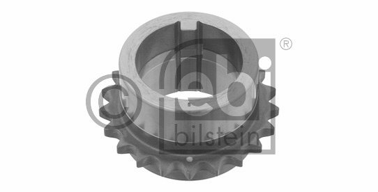 Roue dentée, vilebrequin - FEBI BILSTEIN - 25470
