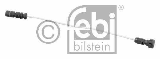 Contact d'avertissement, usure des garnitures de frein - FEBI BILSTEIN - 26003