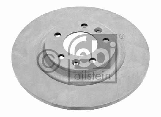 Disque de frein - FEBI BILSTEIN - 26037