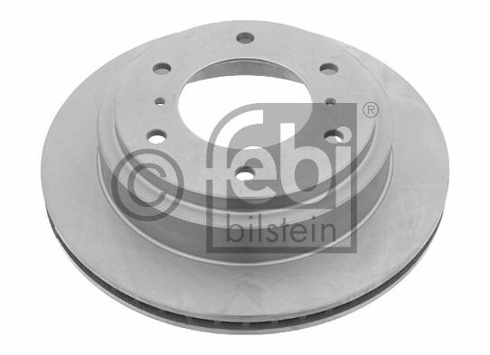 Disque de frein - FEBI BILSTEIN - 26047