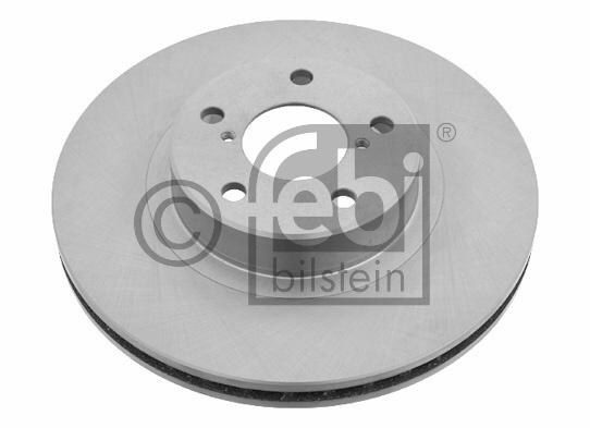 Disque de frein - FEBI BILSTEIN - 26049