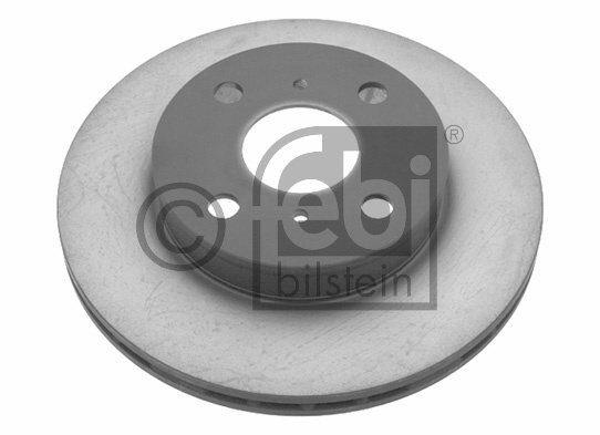 Disque de frein - FEBI BILSTEIN - 26064