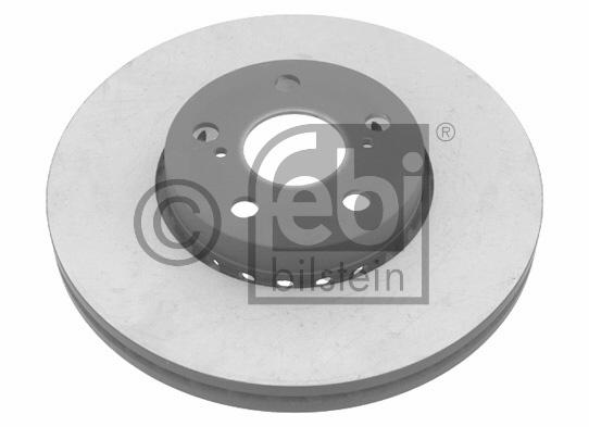 Disque de frein - FEBI BILSTEIN - 26065