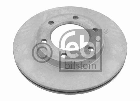 Disque de frein - FEBI BILSTEIN - 26067
