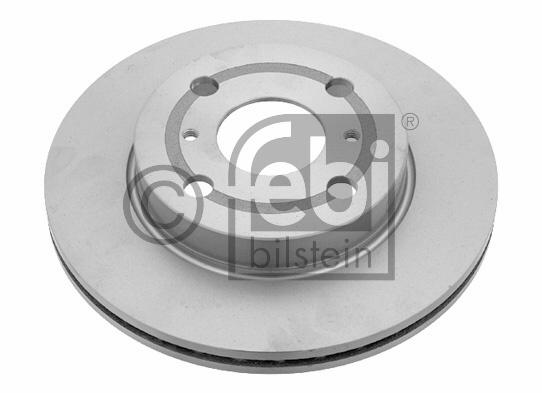 Disque de frein - FEBI BILSTEIN - 26068