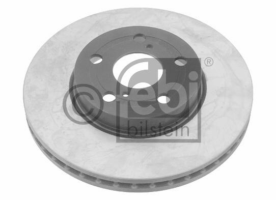 Disque de frein - FEBI BILSTEIN - 26072
