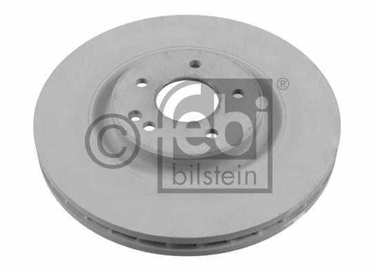 Disque de frein - FEBI BILSTEIN - 26106