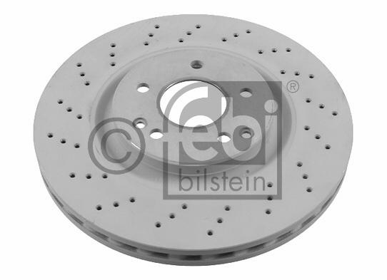 Disque de frein - FEBI BILSTEIN - 26107