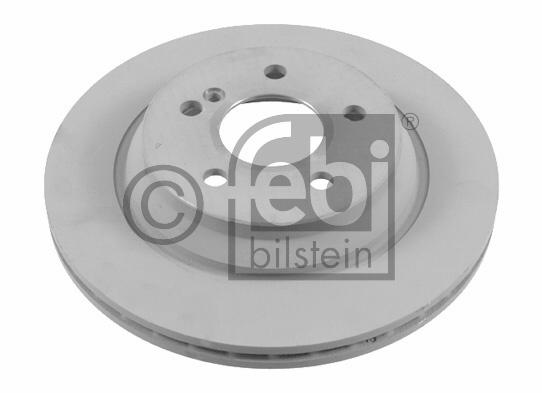 Disque de frein - FEBI BILSTEIN - 26108