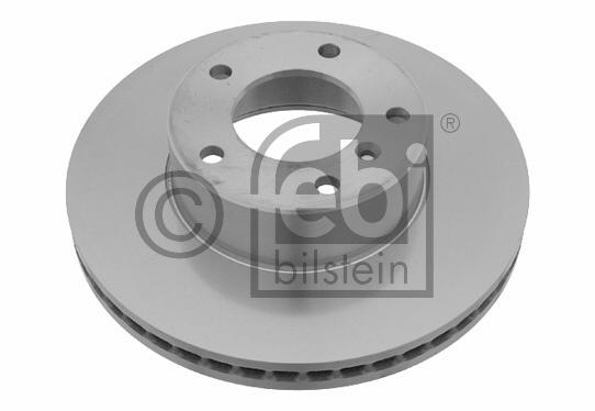 Disque de frein - FEBI BILSTEIN - 26109