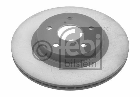 Disque de frein - FEBI BILSTEIN - 26110
