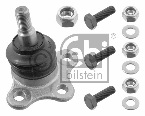 Rotule de suspension - FEBI BILSTEIN - 26125