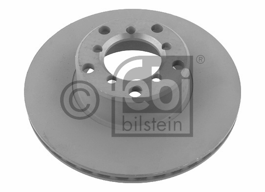 Disque de frein - FEBI BILSTEIN - 26199