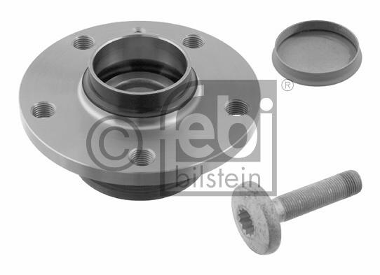 Moyeu de roue - FEBI BILSTEIN - 26380