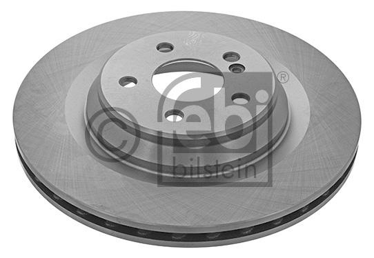 Disque de frein - FEBI BILSTEIN - 26403