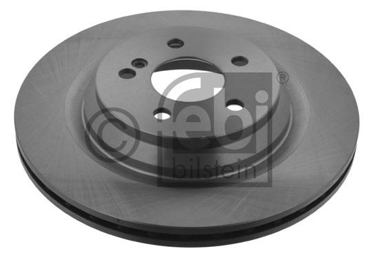 Disque de frein - FEBI BILSTEIN - 26405