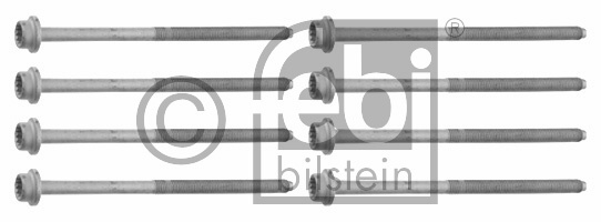 Jeu de boulons de culasse de cylindre - FEBI BILSTEIN - 26438
