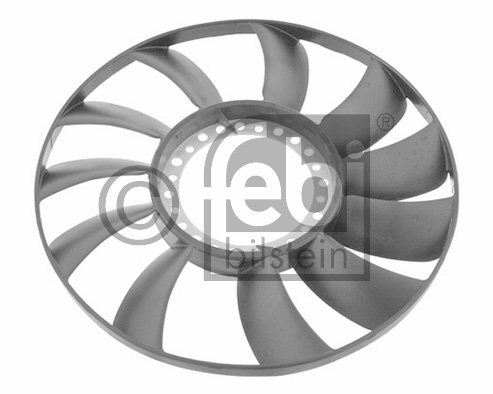 Roue du souffleur, refroidissement  du moteur - FEBI BILSTEIN - 26565
