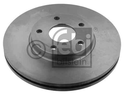 Disque de frein - FEBI BILSTEIN - 26592