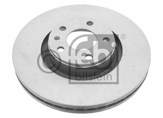 Disque de frein - FEBI BILSTEIN - 26647