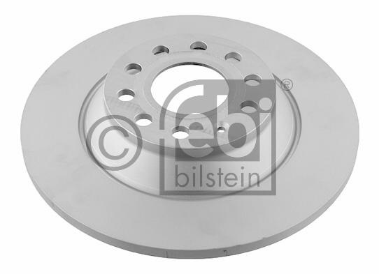 Disque de frein - FEBI BILSTEIN - 26657