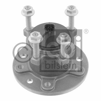 Moyeu de roue - FEBI BILSTEIN - 26675
