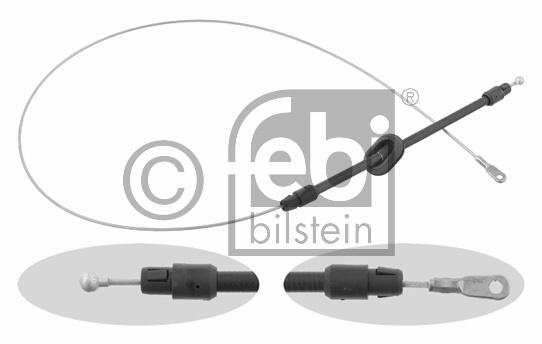 Tirette à câble, frein de stationnement - FEBI BILSTEIN - 26730