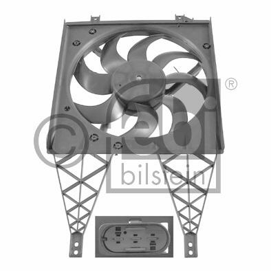 Ventilateur, refroidissement du moteur - FEBI BILSTEIN - 26860